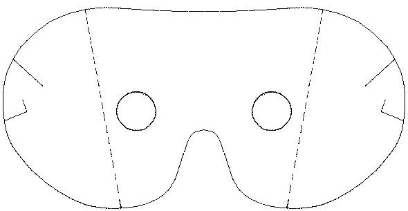 Новогодние маски своими руками из бумаги шаблоны