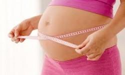 Лишний вес во время беременности