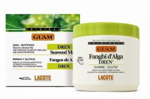 Косметика для похудения GUAM – эффективный способ для омоложения и лифтинга кожи лица и тела после беременности